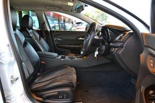 2014 Holden Commodore VF MY14 SV6 Sportwagon White 6 Speed Sports Automatic Wagon.