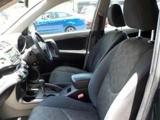 2012 Toyota RAV4 ACA38R MY12 CV 4x2 Black 4 Speed Automatic Wagon