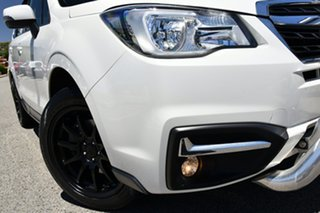 2016 Subaru Forester S4 MY16 2.0D-L CVT AWD Crystal White 7 Speed Constant Variable Wagon.