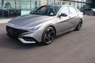 2020 Hyundai i30 CN7.V1 MY21 N Line D-CT Fluid Metal 7 Speed Sports Automatic Dual Clutch Sedan.