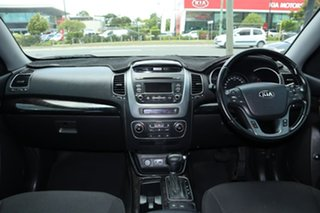 2013 Kia Sorento XM MY14 SI Black 6 Speed Sports Automatic Wagon