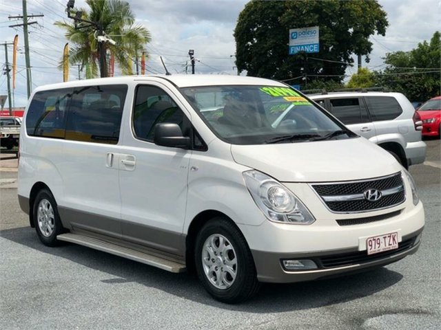 Used Hyundai iMAX TQ-W Archerfield, 2014 Hyundai iMAX TQ-W White 5 Speed Automatic Wagon