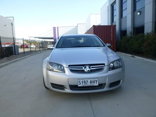 2010 Holden Commodore VE International Silver Sports Automatic Sedan.