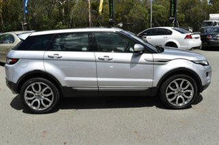 2013 Land Rover Range Rover Evoque LV MY13 SI4 Pure Silver 6 Speed Automatic Wagon