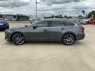 2018 Mazda 6 GL Series Atenza Sports Automatic Wagon