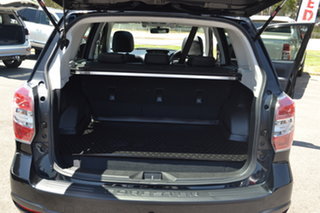 2014 Subaru Forester S4 MY14 2.5i-S Lineartronic AWD Black 6 Speed Constant Variable Wagon