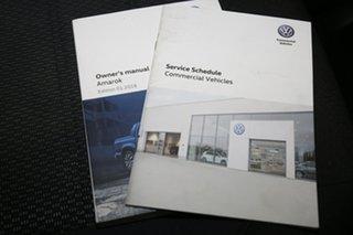 2018 Volkswagen Amarok 2H MY18 TDI550 4MOTION Perm Sportline Grey 8 Speed Automatic Utility