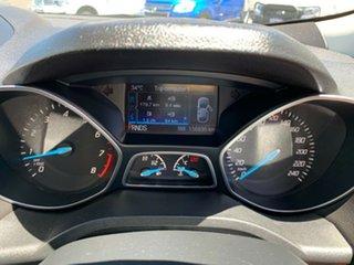 2016 Ford Kuga TF MY16.5 Trend AWD Orange 6 Speed Sports Automatic Wagon