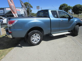 2015 Mazda BT-50 UP0YF1 XTR Freestyle Blue 6 Speed Sports Automatic Utility