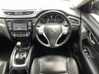2015 Nissan X-Trail T32 ST-L X-tronic 2WD Silver 7 Speed Constant Variable Wagon