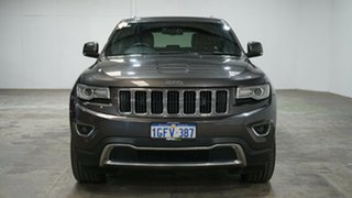 2016 Jeep Grand Cherokee WK MY15 Limited Granite Crystal 8 Speed Sports Automatic Wagon