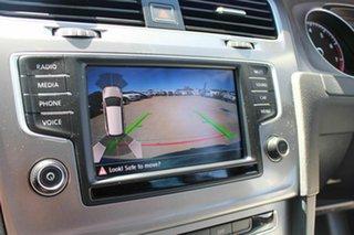 2016 Volkswagen Golf VII MY17 92TSI DSG Trendline White 7 Speed Sports Automatic Dual Clutch Wagon.
