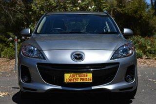 2013 Mazda 3 BL1072 MY13 SP20 SKYACTIV-Drive SKYACTIV Grey 6 Speed Sports Automatic Sedan.