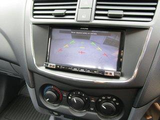 2019 Mazda BT-50 UR0YE1 XT 4x2 Bronze 6 Speed Manual Cab Chassis