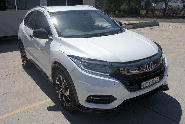Used Honda HR-V MY18 RS Maryville, 2018 Honda HR-V MY18 RS White 1 Speed Constant Variable Hatchback
