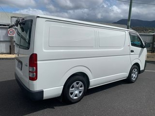 2006 Toyota HiAce KDH201R LWB White 5 Speed Manual Van
