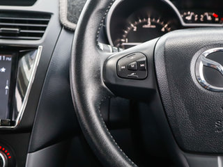 2018 Mazda BT-50 GT (4x4) (5Yr) Grey 6 Speed Automatic Dual Cab Utility