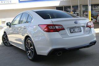 2019 Subaru Liberty MY19 2.5I Crystal White Continuous Variable Sedan