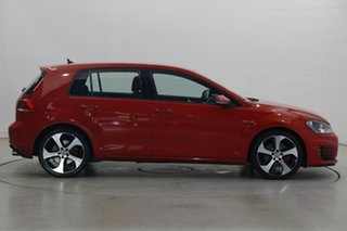 2014 Volkswagen Golf VII MY14 GTi Tornado Red 6 Speed Manual Hatchback