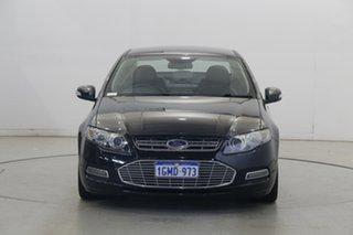 2014 Ford Falcon FG MkII G6E Turbo Black 6 Speed Sports Automatic Sedan.