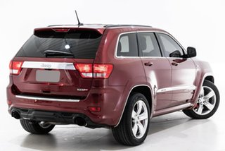 2012 Jeep Grand Cherokee WK MY2013 SRT-8 Red 5 Speed Sports Automatic Wagon.