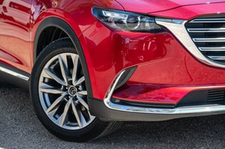 2017 Mazda CX-9 TC GT SKYACTIV-Drive i-ACTIV AWD Red 6 Speed Sports Automatic Wagon.