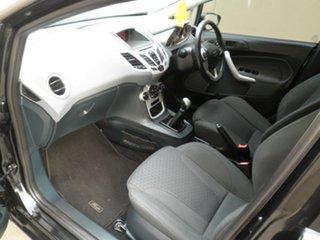 2013 Ford Fiesta WT Zetec Black Metallic 5 Speed Manual Hatchback