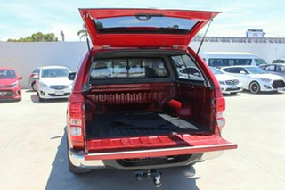 2013 Holden Colorado RG MY13 LTZ Crew Cab Red 6 Speed Sports Automatic Utility.