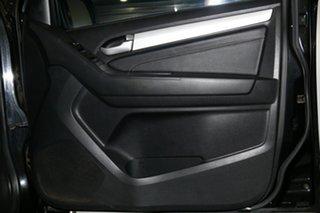 2016 Isuzu MU-X UC MY15.5 LS-T (4x2) Cosmic Black 5 Speed Automatic Wagon