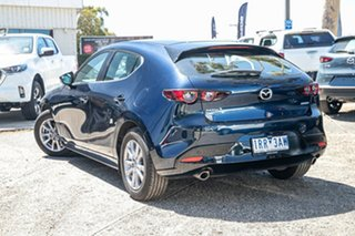 2020 Mazda 3 BP2H7A G20 SKYACTIV-Drive Pure Blue 6 Speed Sports Automatic Hatchback