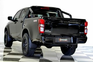 2020 Isuzu D-MAX TF MY21 LS-M (4x4) Black 6 Speed Auto Seq Sportshift Crew Cab Utility