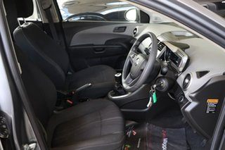 2013 Holden Barina TM MY14 CD Grey 5 Speed Manual Hatchback