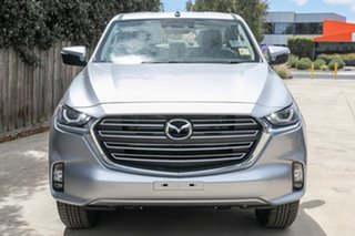 2020 Mazda BT-50 TFS40J GT Ingot Silver 6 Speed Manual Utility