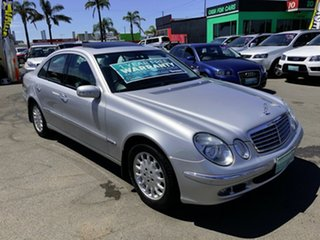 2005 Mercedes-Benz E350 211 MY06 Upgrade Elegance Silver 7 Speed Automatic G-Tronic Sedan