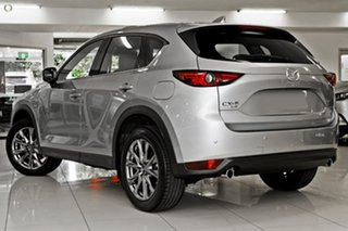 2020 Mazda CX-5 KF Series Akera Silver Sports Automatic SUV