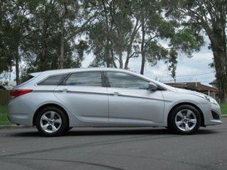 2012 Hyundai i40 VF Active Tourer Silver 6 Speed Sports Automatic Wagon.
