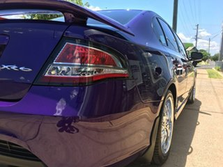 2010 Ford Falcon FG XR6 Purple Sports Automatic