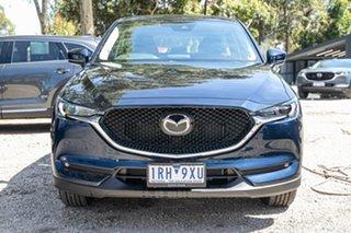 2020 Mazda CX-5 KF4WLA Maxx SKYACTIV-Drive i-ACTIV AWD Sport Blue 6 Speed Sports Automatic Wagon