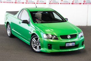 2010 Holden Commodore VE II SS 6 Speed Manual Utility.