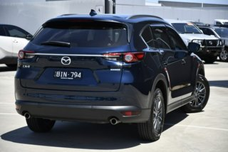 2020 Mazda CX-8 KG2WLA Touring SKYACTIV-Drive FWD Blue 6 Speed Sports Automatic Wagon