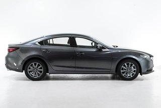 2020 Mazda 6 GL Series Sport Grey Sports Automatic Sedan