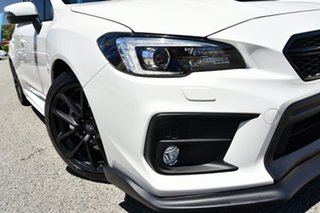 2020 Subaru WRX V1 MY20 Premium Lineartronic AWD White 8 Speed Constant Variable Sedan.