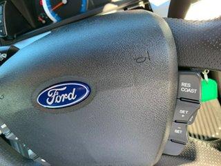 2008 Ford Falcon FG XR6 Turbo Green 6 Speed Manual Sedan