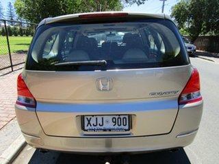 2006 Honda Odyssey 20 Luxury Gold 5 Speed Sequential Auto Wagon
