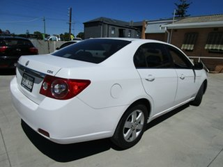 2007 Holden Epica EP MY08 CDX White 5 Speed Automatic Sedan