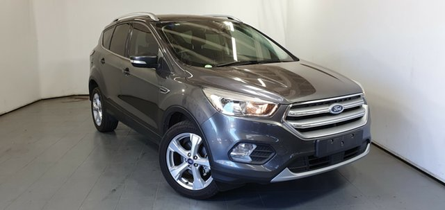 Used Ford Escape ZG 2018.75MY Trend Elizabeth, 2018 Ford Escape ZG 2018.75MY Trend Grey 6 Speed Sports Automatic SUV