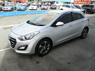 2015 Hyundai i30 ACTIVE  X Silver 4 Speed Automatic Hatchback