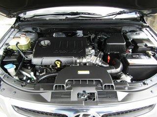 2011 Hyundai i30 FD MY11 SX Grey 4 Speed Automatic Hatchback