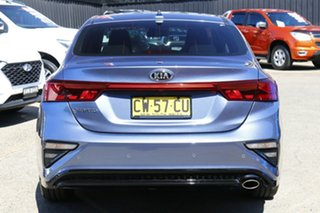 2019 Kia Cerato BD MY20 S Blue 6 Speed Sports Automatic Sedan