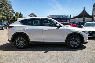 2019 Mazda CX-5 KF2W7A Maxx-Sport 25d 6 Speed Automatic Wagon